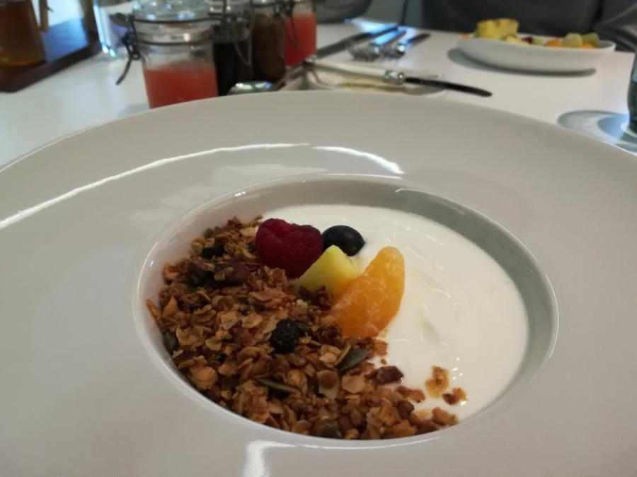 yogurt del brunch