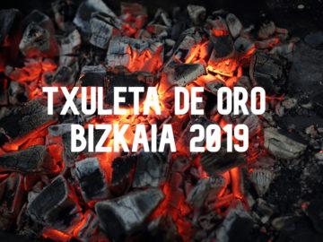 Txuleta de Oro Bizkaia 2019. Bases del Premio