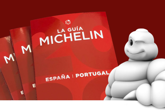 Guía Michelin 2021
